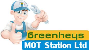 Greenheys MOT Station